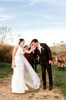 Amanda + Fran's Traders Point Creamery Fall Wedding