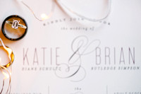 Katie + Brian 12.2.2017 Mavris Wedding by Stacy Able Photography