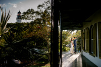 Leslie + Daniel's Hemingway House 3.4.17 Wedding